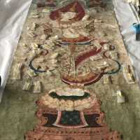 Thai scroll painting #1 picture number 50