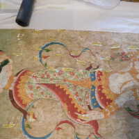 Thai scroll painting #1 picture number 80