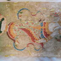 Thai scroll painting #1 picture number 81