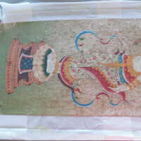 Thai scroll painting #1 picture number 12