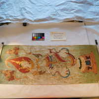 Thai scroll painting #1 picture number 168