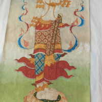 Thai Scroll Painting #2 picture number 228