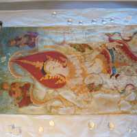 Thai scroll painting #1 picture number 108
