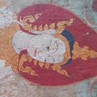 Thai scroll painting #1 picture number 13