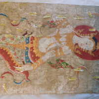 Thai scroll painting #1 picture number 82