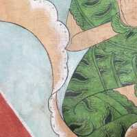 Thai Scroll Painting #2 picture number 183