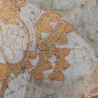 Thai Scroll Painting #2 picture number 14