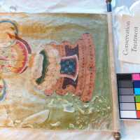 Thai scroll painting #1 picture number 106