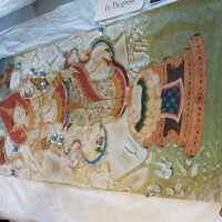 Thai scroll painting #1 picture number 150