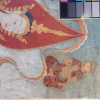 Thai scroll painting #1 picture number 252