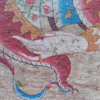 Thai scroll painting #1 picture number 14