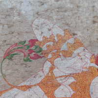 Thai scroll painting #1 picture number 15