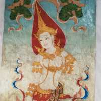Thai Scroll Painting #2 picture number 193