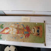 Thai Scroll Painting #2 picture number 62