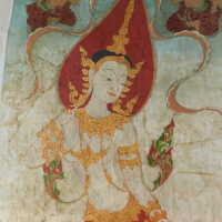 Thai Scroll Painting #2 picture number 238