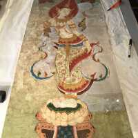 Thai scroll painting #1 picture number 61