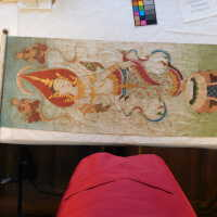 Thai scroll painting #1 picture number 216