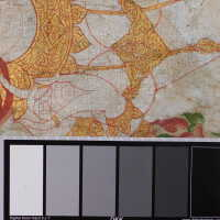 Thai scroll painting #1 picture number 206