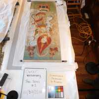 Thai scroll painting #1 picture number 102