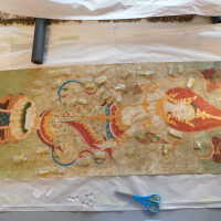 Thai scroll painting #1 picture number 55