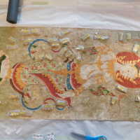 Thai scroll painting #1 picture number 56