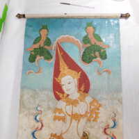 Thai Scroll Painting #2 picture number 205