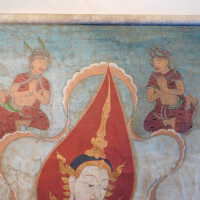Thai scroll painting #1 picture number 260