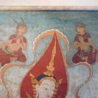Thai scroll painting #1 picture number 261