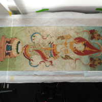 Thai scroll painting #1 picture number 311