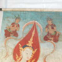 Thai scroll painting #1 picture number 313