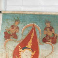 Thai scroll painting #1 picture number 314