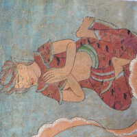 Thai scroll painting #1 picture number 268