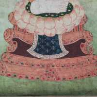 Thai Scroll Painting #2 picture number 136