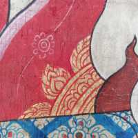 Thai Scroll Painting #2 picture number 143
