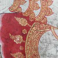 Thai Scroll Painting #2 picture number 148