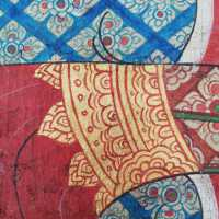 Thai Scroll Painting #2 picture number 154