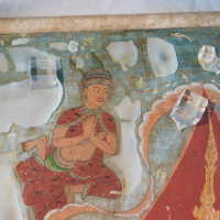 Thai scroll painting #1 picture number 141