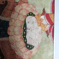 Thai Scroll Painting #2 picture number 126