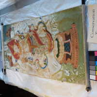 Thai scroll painting #1 picture number 155