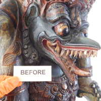 Balinese deity picture number 56