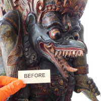Balinese deity picture number 57