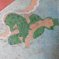 Thai Scroll Painting #2 picture number 63