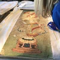Thai scroll painting #1 picture number 30