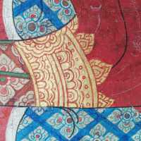 Thai Scroll Painting #2 picture number 158