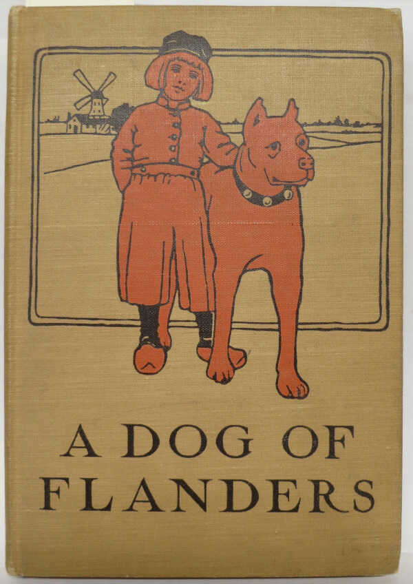A Dog of Flanders / Ouida (Louisa de la Rame) picture number 1