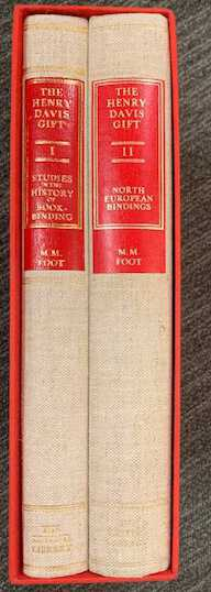 A Collection of bookbindings picture number 1