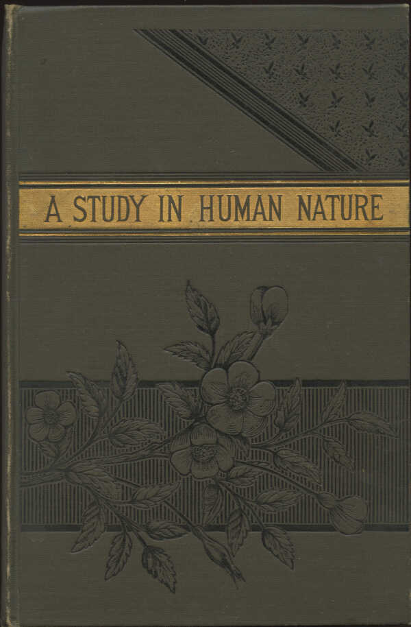A Study in Human Nature / Lyman Abbott, D.D. picture number 1