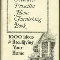 Modern Priscilla Home Furnishing Book: A Practical Book for the Woman Who Loves Her Home picture number 2