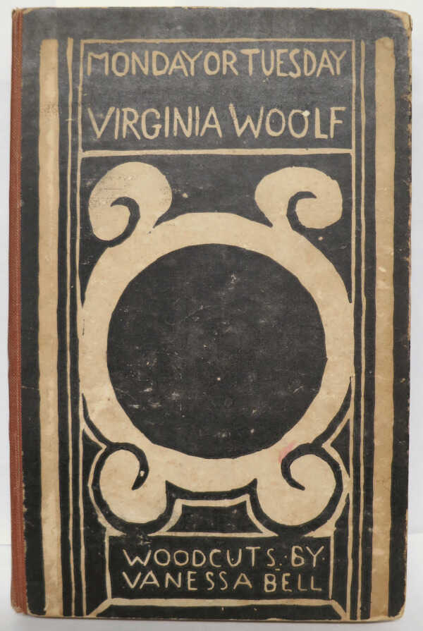 Monday or Tuesday; With Woodcuts by Vanessa Bell / Virginia Woolf picture number 1