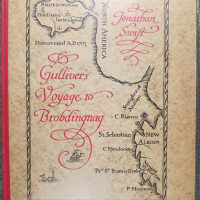 A Voyage to Brobdingnag Made by Lemuel Gulliver in the Year MDCCII / Jonathan Swift picture number 1